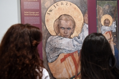 An exhibition under the title of 'The Renaissance of the Armenian Cathedral in Lviv' opened at the RA National Gallery - Photolure News Agency