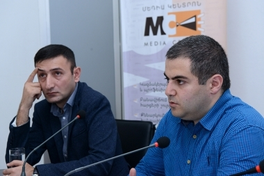 A discussion on the topic of 'Economic indicators of in the first quarter of 2017. Problems with struggle against shadow economy' took place at the Media Center - Photolure News Agency