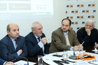 A press conference on the topic of 'Are there sufficient grounds for holding free and fair elections in Armenia?' took place at the Media Center - Photolure News Agency