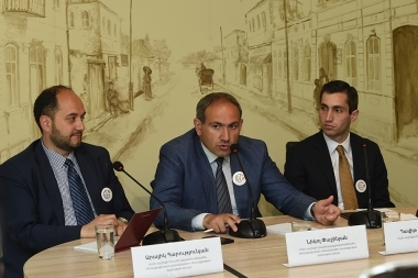 City Council candidates of 'Elq' Alliance are guests in 'Article 3' press club - Photolure News Agency