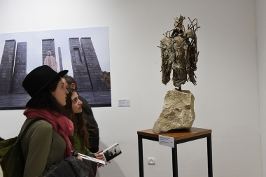 Exhibition of the sculptor Ara Shiraz under the title of 'Retrospective' took place at the RA National Gallery - Photolure News Agency
