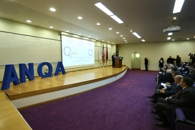 A two-day conference on the topic of 'Quality of the classroom, improving the evaluation system' took place at AUA - Photolure News Agency