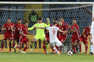 FIFA World Cup 2018 qualifying soccer match Armenia vs Poland - Photolure News Agency
