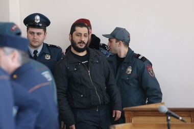 Hearings of Artur Vardanyan's case took place the Court of General Jurisdiction of Kentron and Nork-Marash Administrative Districts - Photolure News Agency