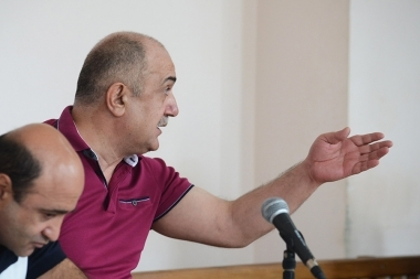 Hearings of Samvel Babayan's case took place at the Court of General Jurisdiction of Kentron and Nork-Marash Administrative Districts - Photolure News Agency
